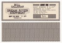 Dream River Show Boat ticket